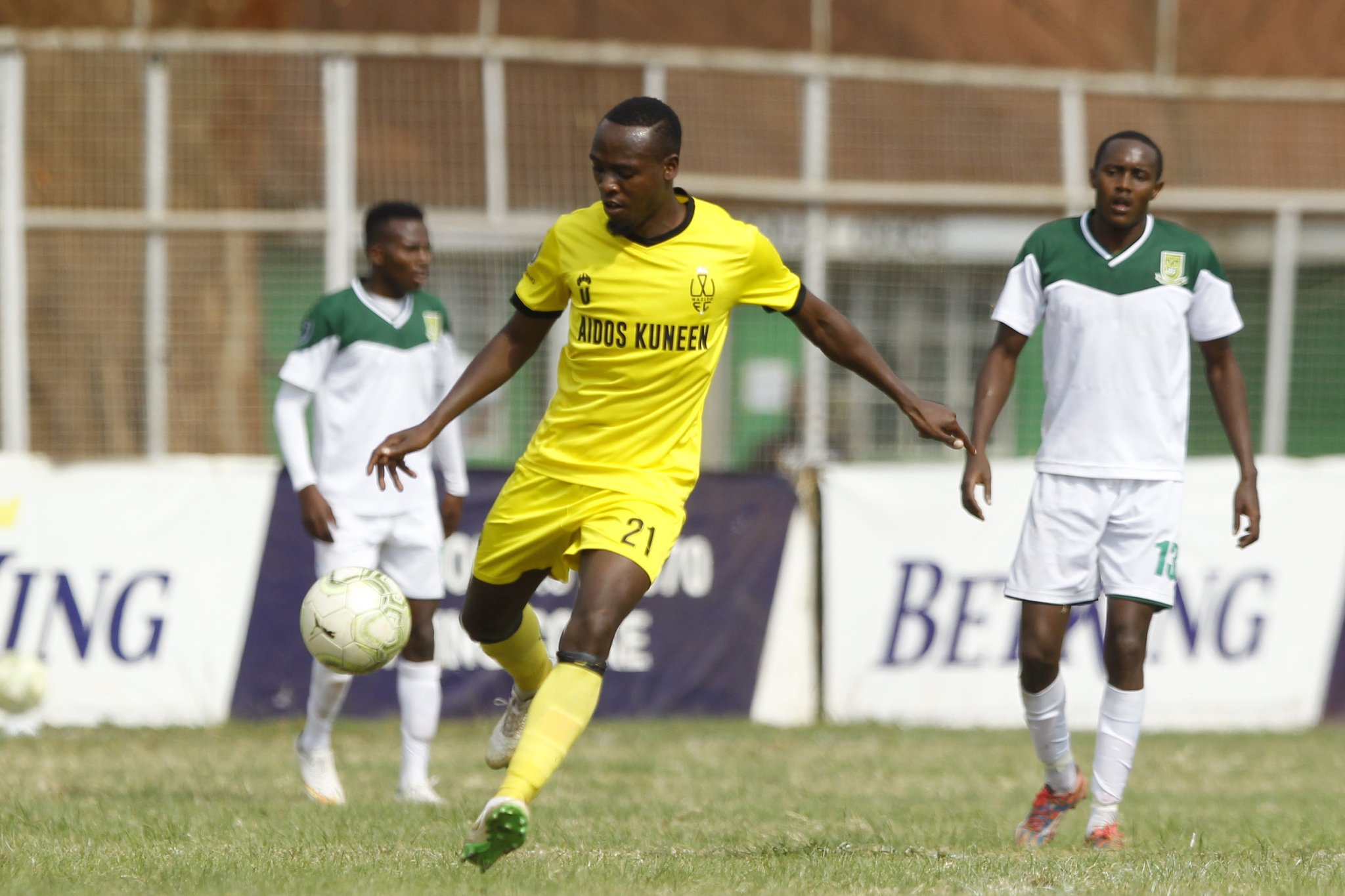 Super Sub Oburu Compounds Mathare United's Relegation Woes