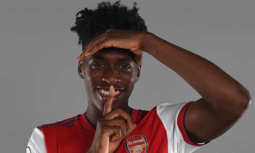 Arsenal announce second signing of the summer, Albert Sambi Lokonga from Anderlecht