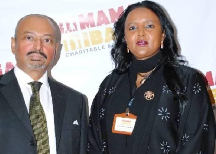 Sports CS Amina Mohammed Loses Husband