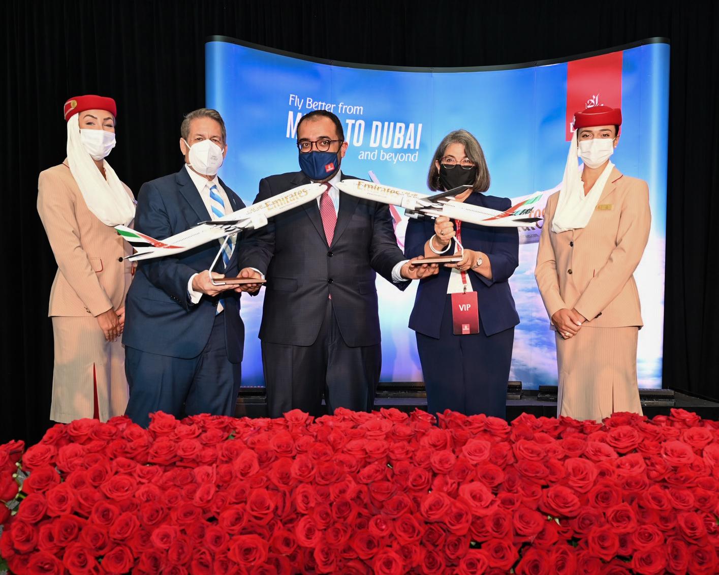 Emirates Launches New Route to Miami