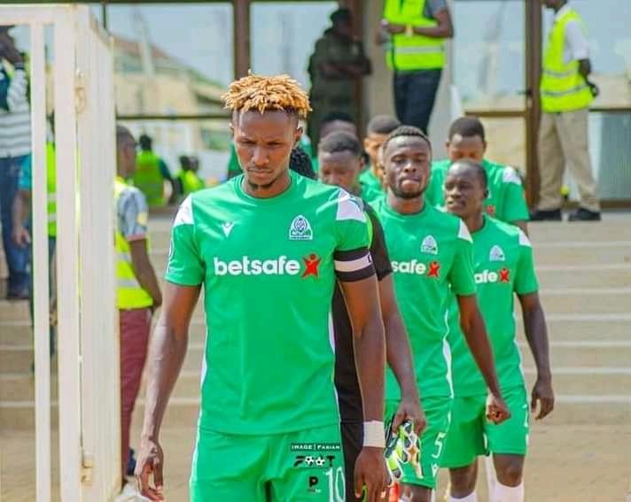 Gor cries foul as FKF hands Tusker Cecafa slot