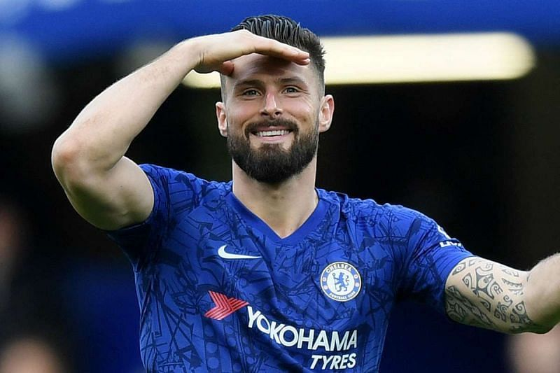 Giroud Moves to AC Milan from Chelsea
