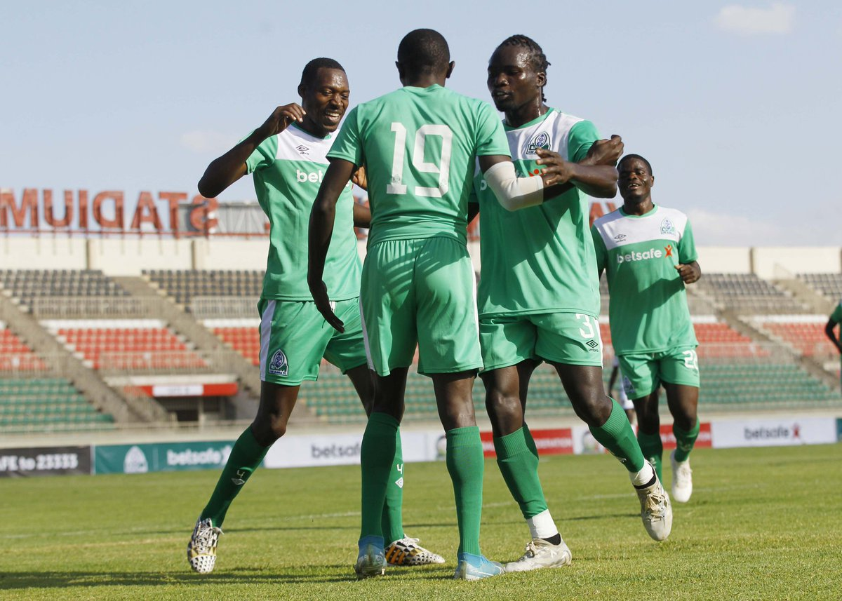 FKF clashes with Gor,AFC over Betway Cup cash as Mashemeji derby beckons.