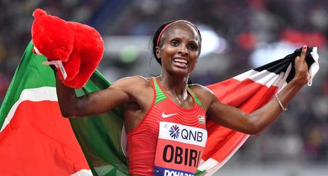 Tokyo 2020: Kenya's Hellen Obiri to Double at Olympics