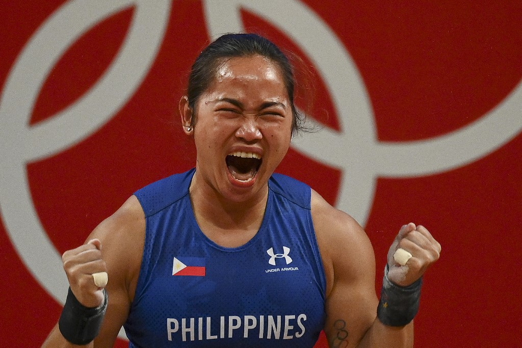 Tokyo 2020: Weightlifter Hidilyn Diaz Ends Phillipines 97 Year Wait for Gold