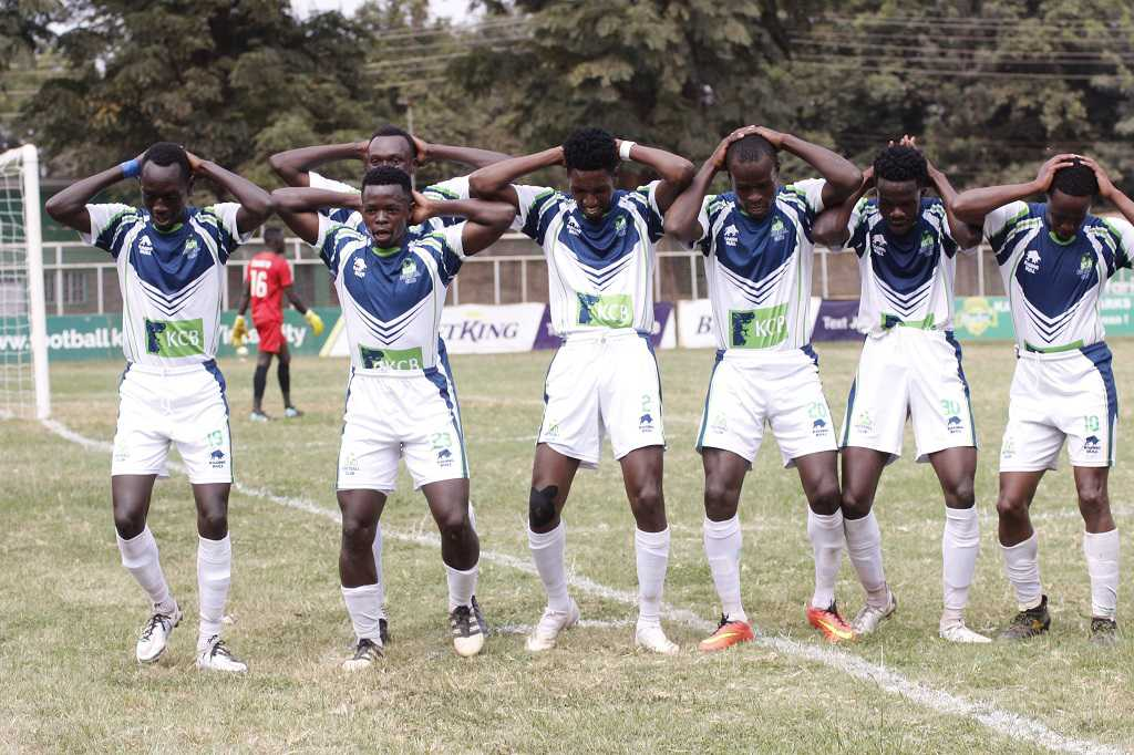 KCB cuts Tusker lead as Mathare relegation misery piles