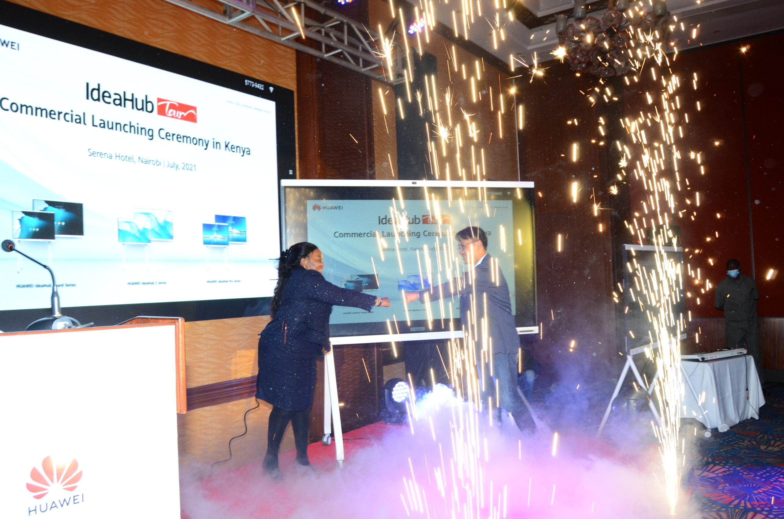 HUAWEI Starts IdeaHub for Smart Office and Education Needs