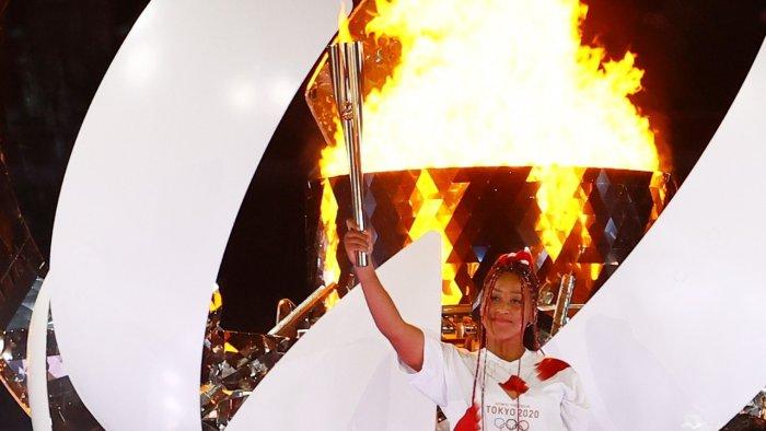 Tokyo 2020: Naomi Osaka Lights Olympic Flame, Paves Way for Games