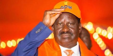 Raila Heeds to Youths Calls, Grants Free ODM Membership Registration
