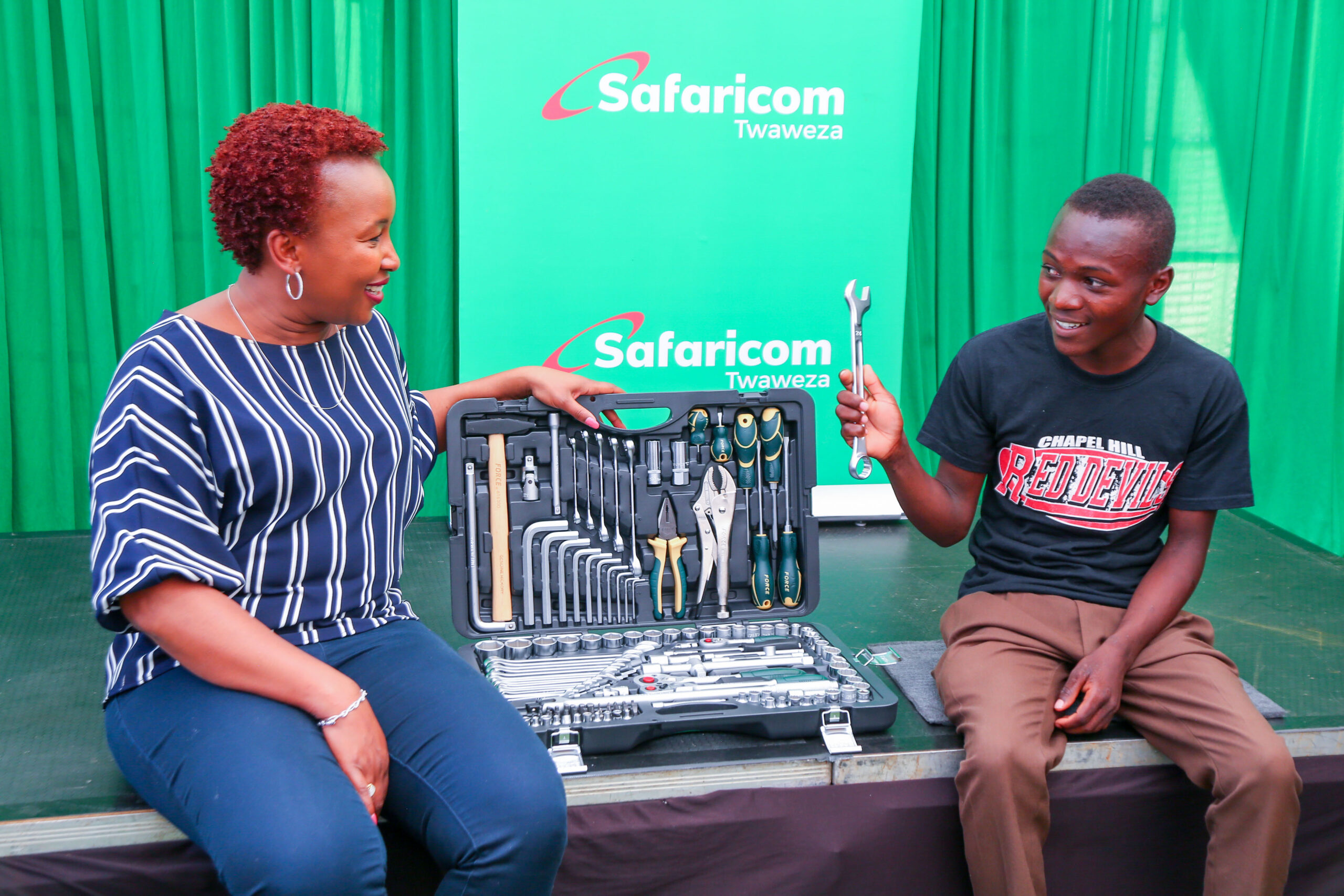 Safaricom issued with Operations License to Work in Ethiopia