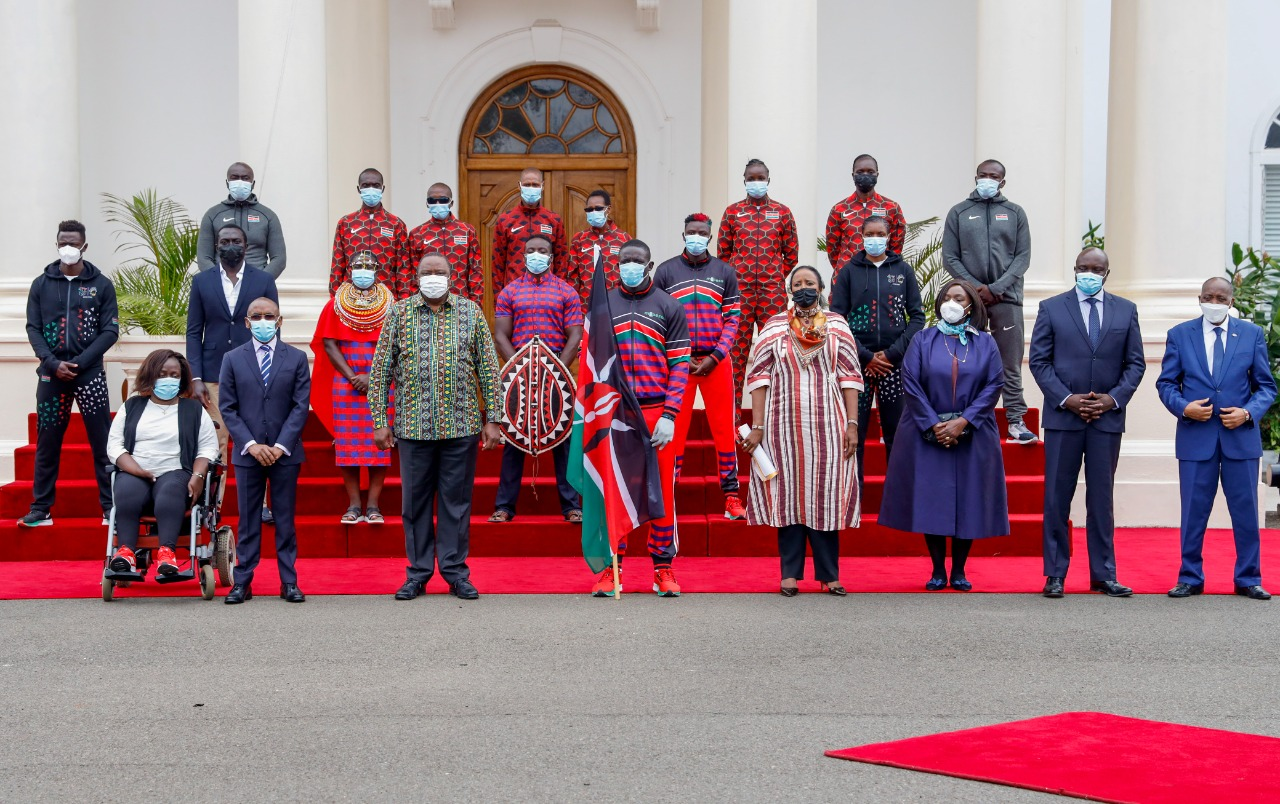 Safaricom Funds Kenya's Olympics Team to Tokyo