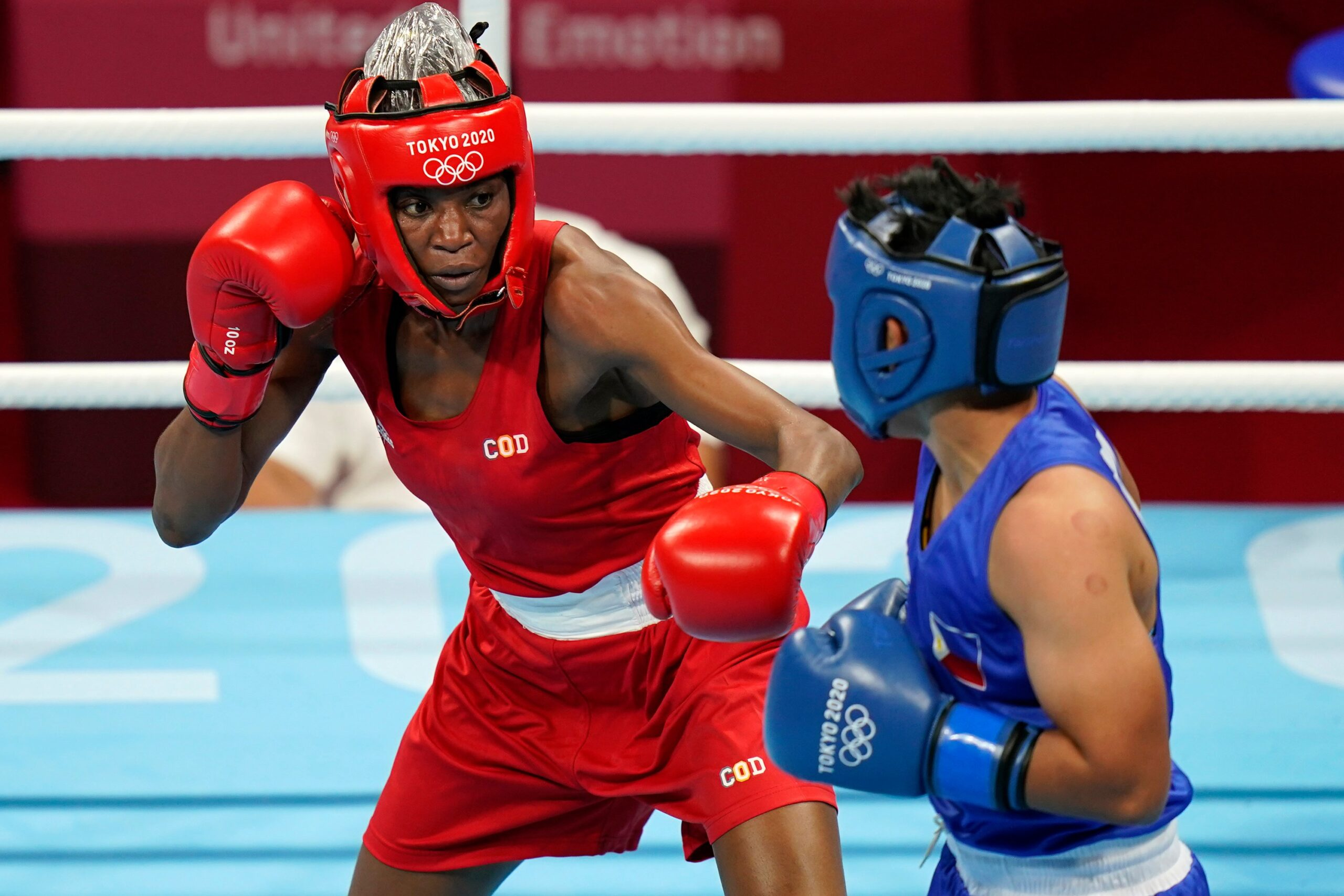 Tokyo 2020: Congo's Sakobi is Africa's First Boxer to be Sent Home