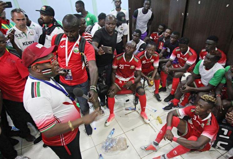 Sonko Tells off Radio Jambo Sports Commentator Fred Arocho over Gor Mahia