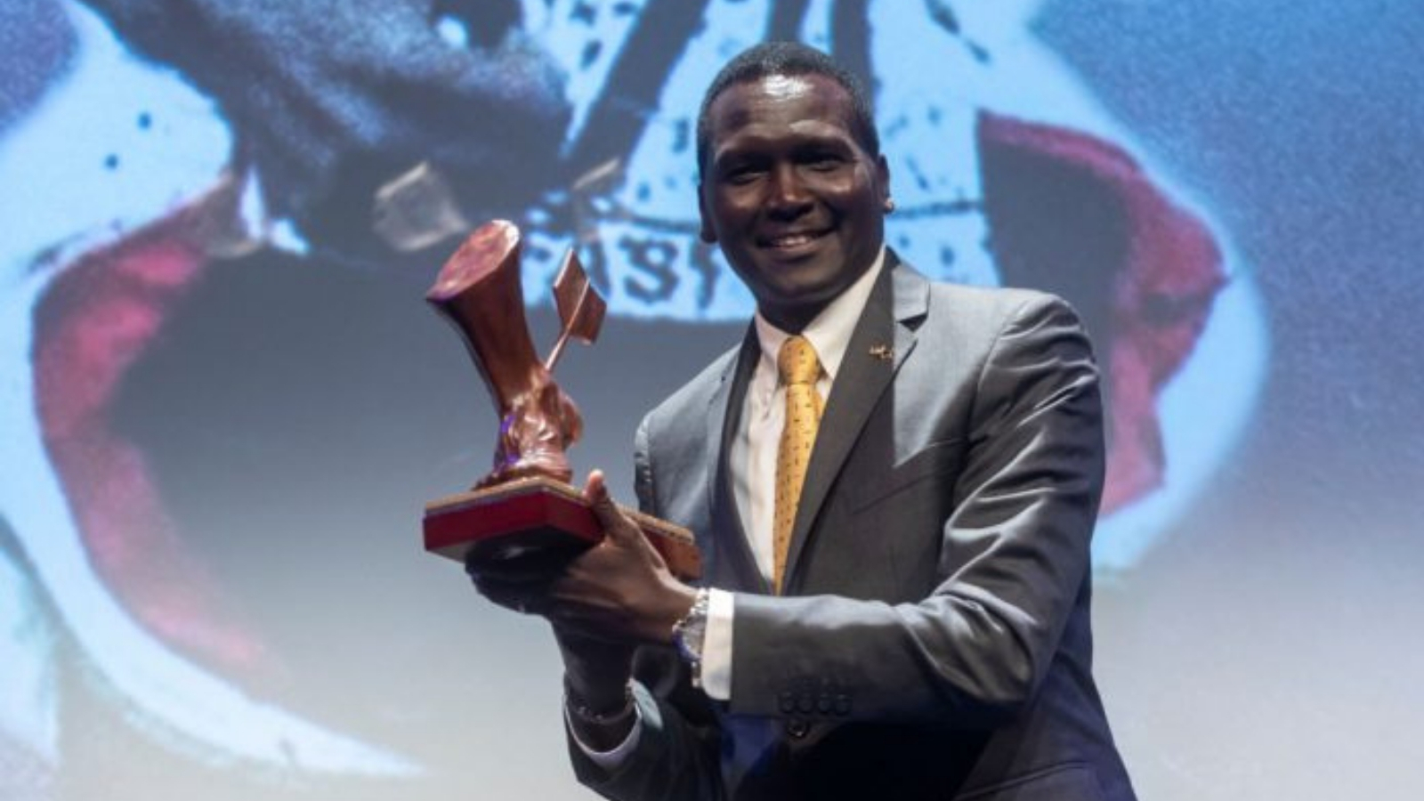 Tergat Re-Elected as International Olympic Committee Member
