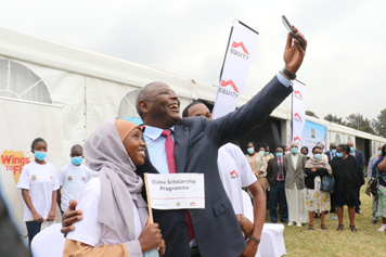 WINGS TO FLY AND ELIMU SCHOLARSHIP PROGRAM COMMISSIONED IN NAIROBI