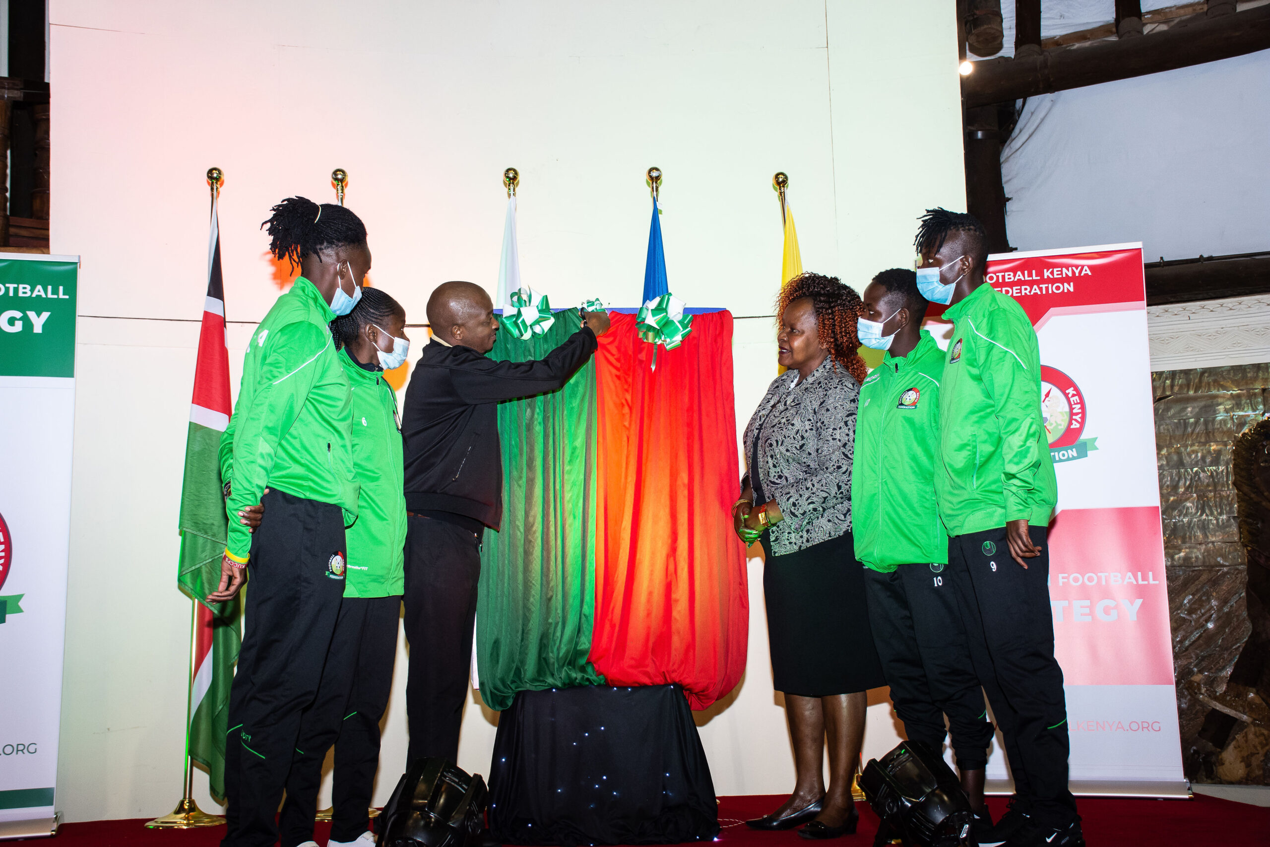 FKF'S AMBITIOUS STRATEGY TO DELIVER WOMEN'S FOOTBALL TO CANAAN