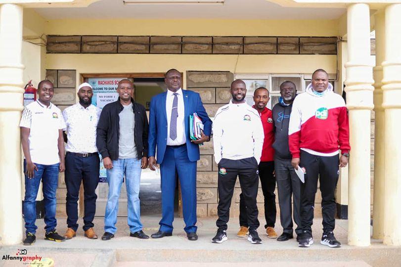 FKF Retrace Musa Otieno's Machakos Football Roots for the Youth
