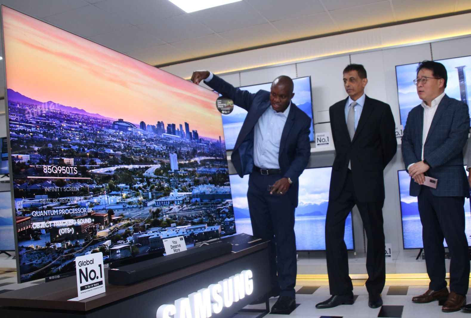 SAMSUNG LAUNCHES NEW RANGE OF SMART, INTERNET-CONNECTED CONSUMER ELECTRONICS IN EAST AFRICA