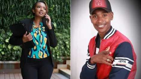 Popular Musician Samidoh Assaults Nairobi County's Agriculture Minister (VIDEO)