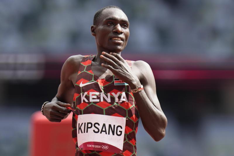 Tokyo 2020: Kenya's Abel Kipsang Sets New Olympic Record