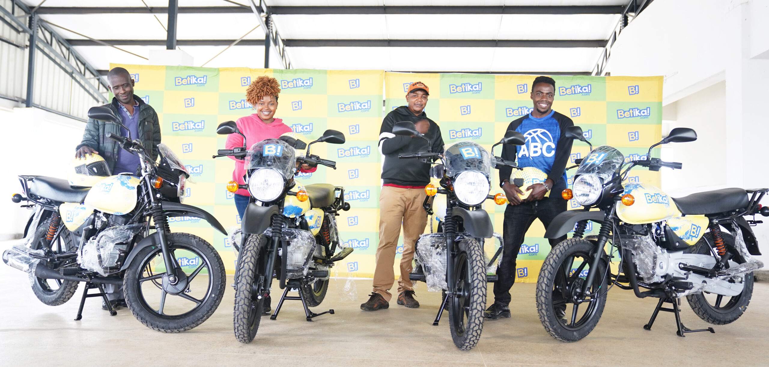 Betika Grand Jackpot Makes Exciting Return with Motor Bikes and Cash Prizes