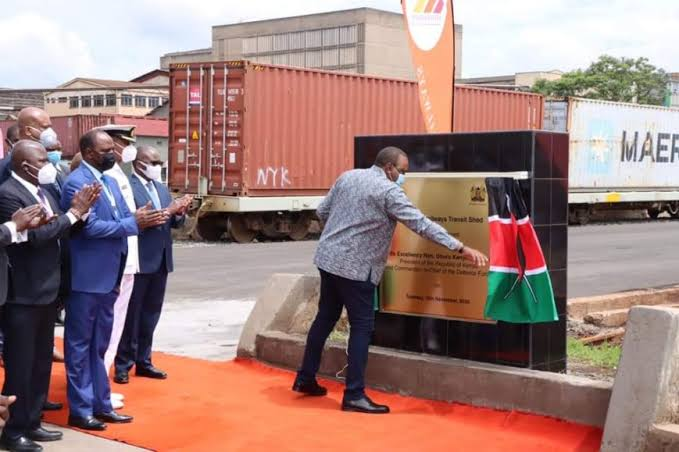 KRA Collects KShs. 1 billion in new Shed
