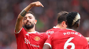 EPL: Bruno Fernandes Hits 3 as Manchester United Whip Leeds