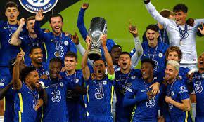 Substitute Keeper Kepa Arrizabalaga Saves Chelsea Win Uefa Super Cup