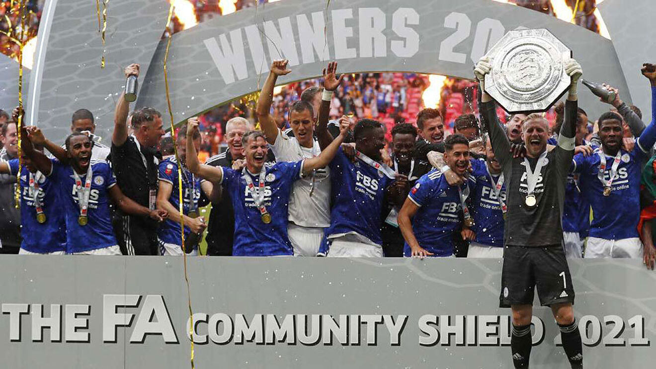 Iheanacho Destroys Old Club Manchester City in Community Battle