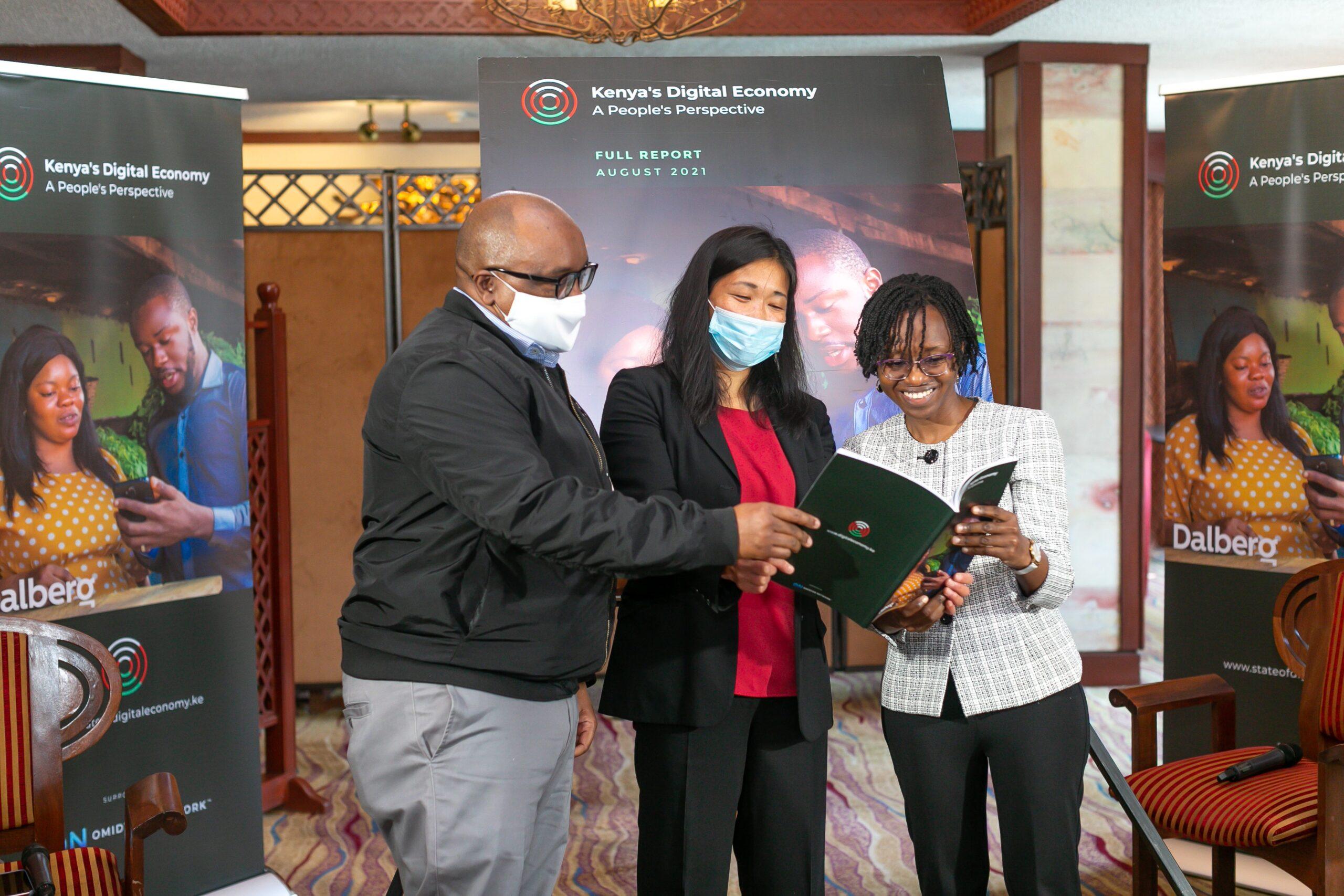 """Digital Devices and Services Improving Lives and Livelihoods of Kenyans,"" Survey Reveals"