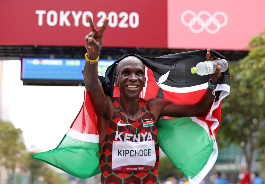 "Tokyo 2020: ""King-Choge"" Rules the Olympic Marathon"