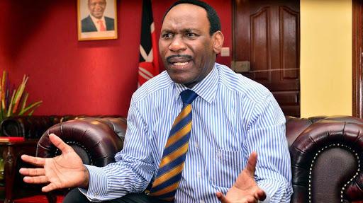 Kenya's Film Boss Ezekiel Mutua Forced Out of Office