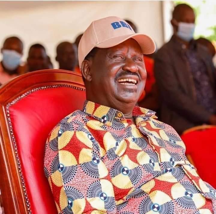 Wafula Buke: You think Raila Odinga is depressed by the BBI loss?.