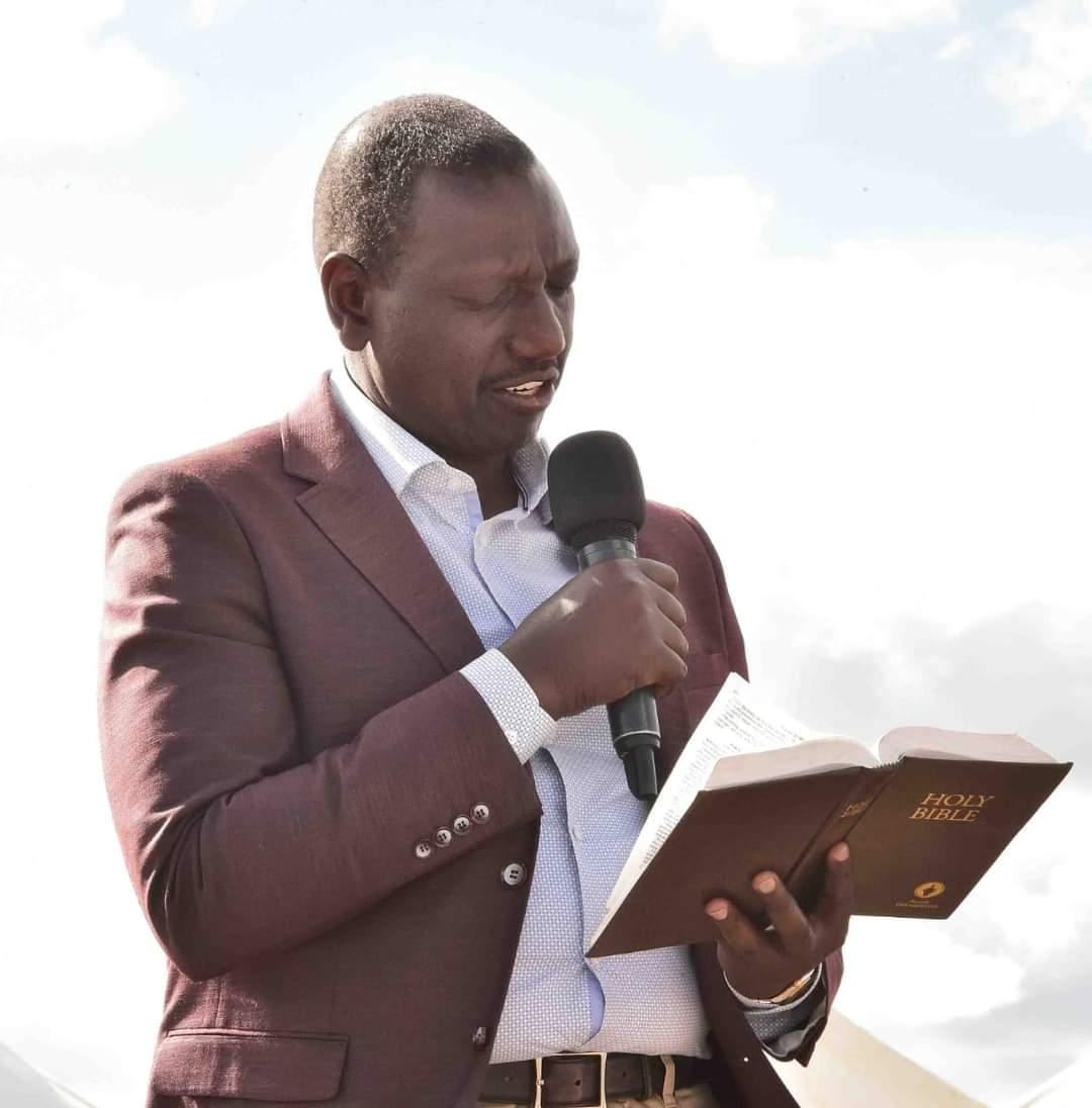 Wahome Thuku: Lies Ruto Tells
