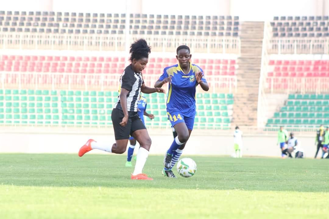 CAF Women's Champions League CECAFA Qualifiers: Medina and Loza smash Vihiga Queens