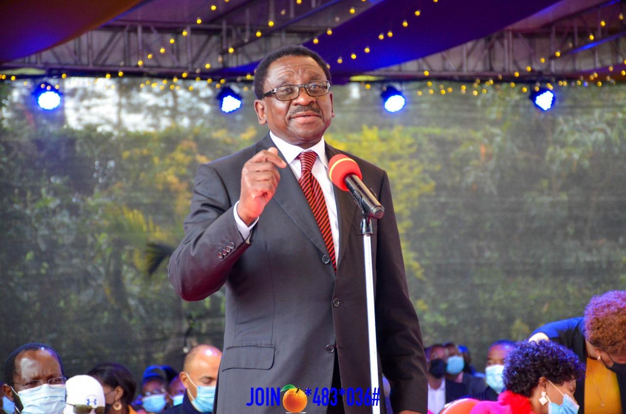 Do not celebrate Ruto's humiliation: James Orengo