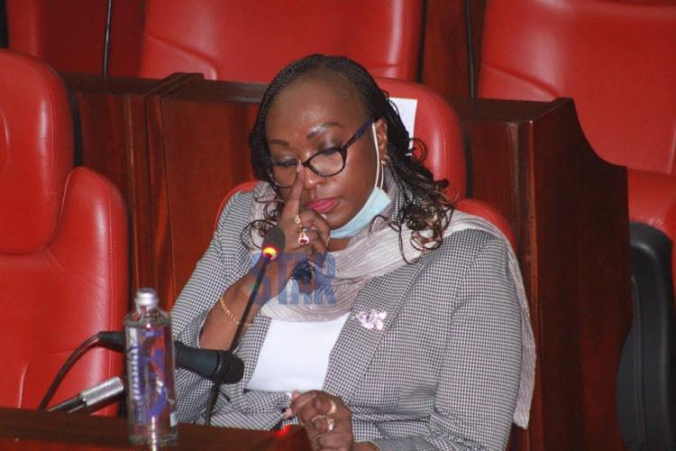 Ann Kananu Dumps Uhuru Kenyatta