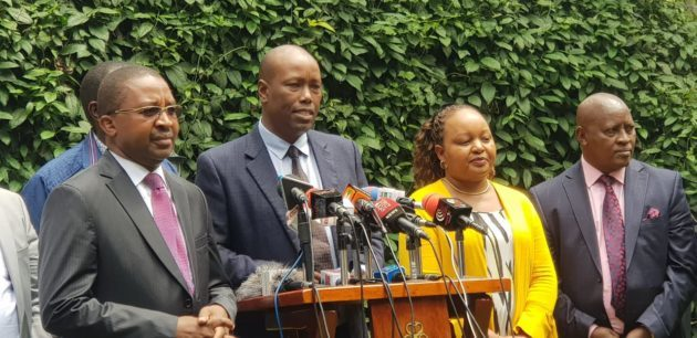 """We Have a Debt to Pay"""" Mount Kenya Governor Names The Leader They Will Vote For Presidency in 2022"""