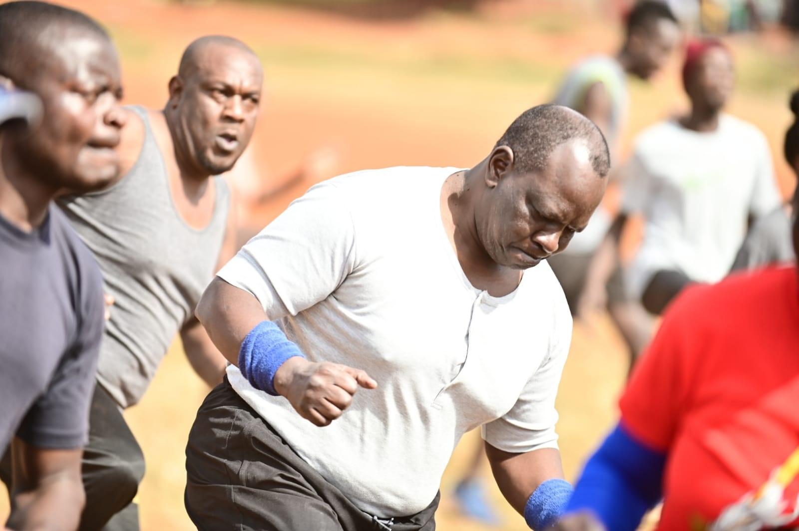 Boxing Boss Reuben Ndolo Campaigns for Social Halls Rehabilitation in Nairobi