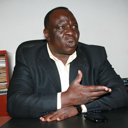 """Stop Undermining President Uhuru,"" Ex-Mp Reuben Ndolo Warns DP Ruto"