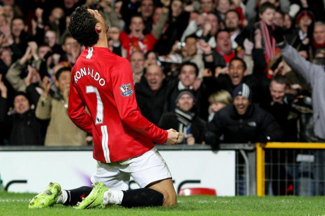 Cristiano Ronaldo Snubs Manchester City for Manchester United