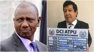 Deputy President William Ruto's Turkish associate Harun Aydin deported