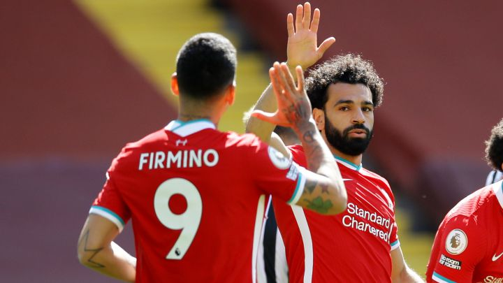 Mo Salah Saves Liverpool from Chelsea EPL Defeat
