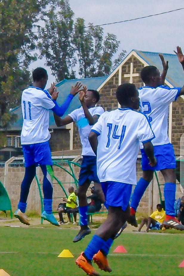NWRL: AFC LEOPARDS YOUTH HIT 13 PAST A HAPLESS GACHIE SOCCER.
