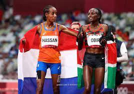 Tokyo 2020: Dutch Sifan Hassan Beats Kenya's Obiri to Gold