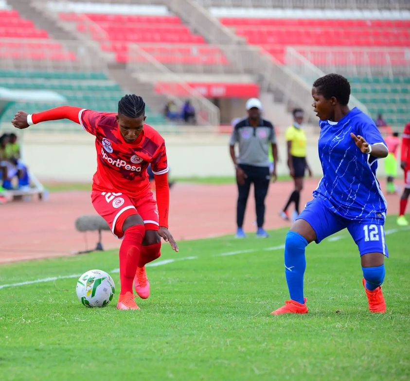 CAF Women Champions League CECAFA Qualifiers: Action shifts to Kasarani Stadium for round two action