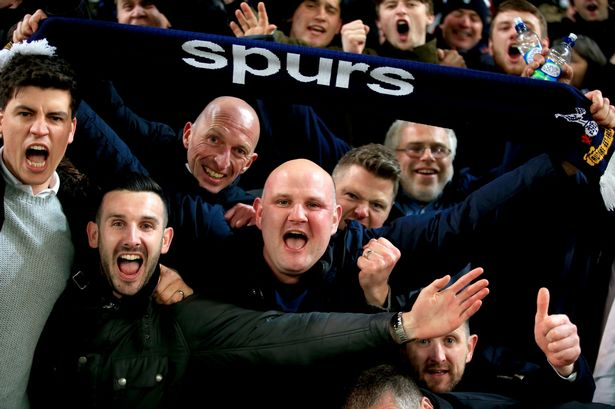 EPL: Kane-less Spurs Cane  Champions Manchester City