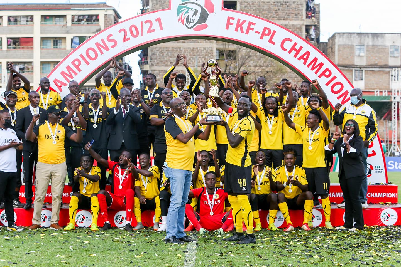 Football Kenya Federation Set  Date For Premier League Awards
