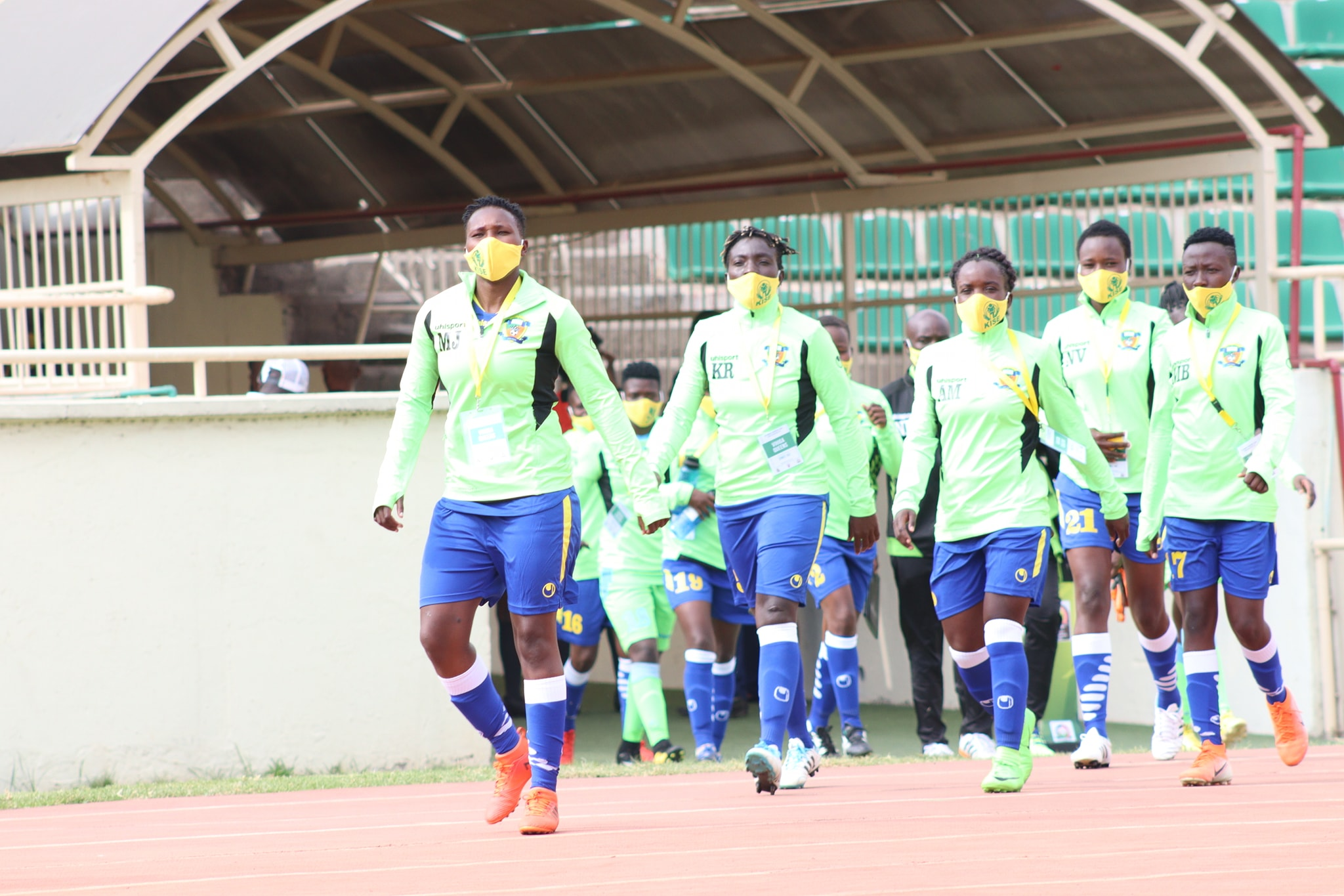 CECAFA Women Qualifier :Vihiga seeking redemption as they face South Sudan side in round two fixture