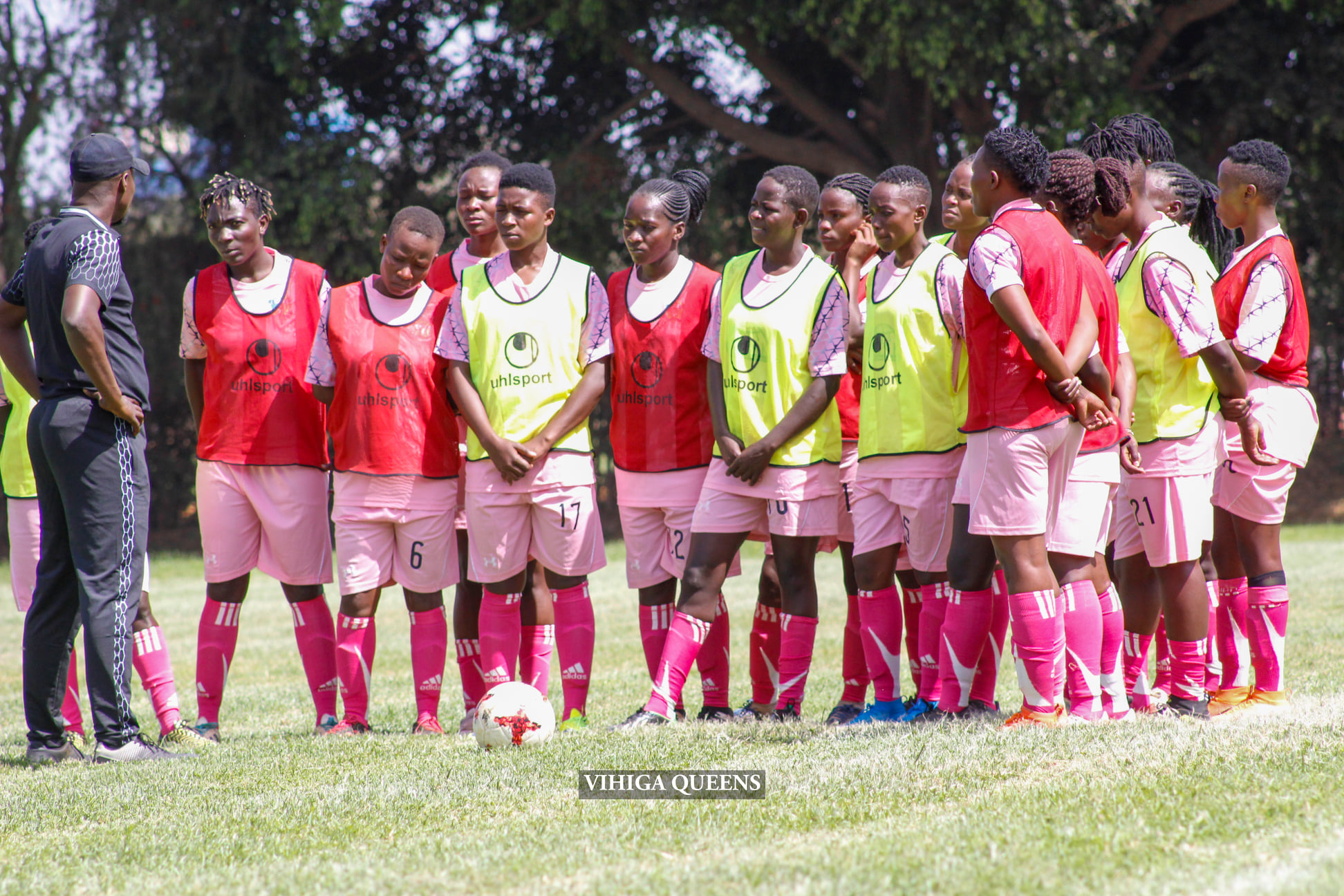 CAF Women's Champions League CECAFA Qualifiers Day Two Action: Vihiga Queens play Commercial Bank of Ethiopia in Group B encounter